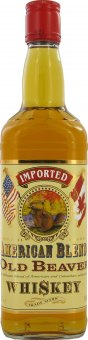 Whisky American Blend Old Beaver Imported