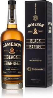 Whisky Black Barel Selection Jameson