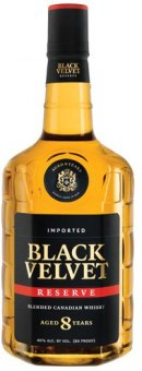 Whisky Reserva Black Velvet