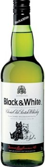 Whisky Black&White