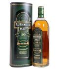 Whisky 10 YO Single Malt Bushmills