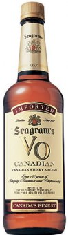 Whisky Canadian VO Seagram's