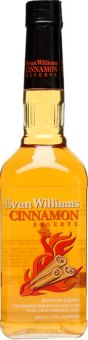 Whisky Cinnamon Evan Williams