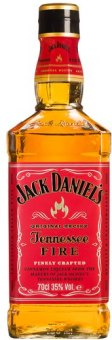Whisky Fire Jack Daniel's
