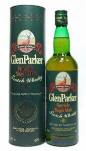 Whisky Glen Parker