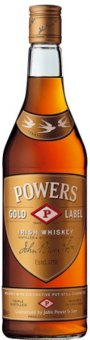 Whisky Gold Label Powers