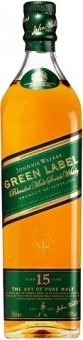 Whisky Green Label Johnnie Walker