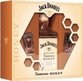 Whisky Honey Jack Daniel's - dárkové balení