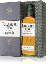 Whisky irská 10 YO Single Malt Tullamore Dew - dárkové balení