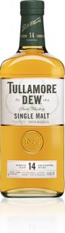 Whisky irská 14 YO Tullamore Dew