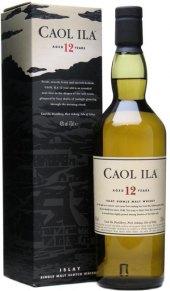 Whisky Malt Whisky 12 YO Caol Ila