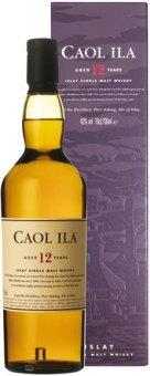 Whisky Malt Whisky Caol Ila