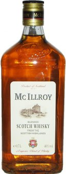 Whisky Mc Illroy Blended