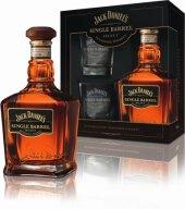 Whisky Single barell Jack Daniel's - dárkové balení