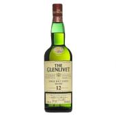 Whisky skotská 12 YO The Glenlivet