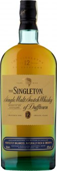 Whisky skotská 12 YO The Singleton of Dufftown
