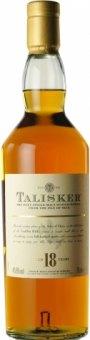 Whisky skotská 18 YO Talisker