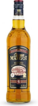 Whisky skotská 5 YO Queen Margot