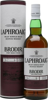 Whisky skotská Laphroaig Brodir