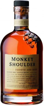 Whisky skotská Monkey Shoulder