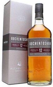 Whisky skotská singel malt 12 YO Auchentoschan