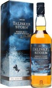 Whisky skotská Storm Talisker