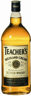 Whisky Teacher's Highland ***