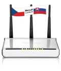 Wifi router Tenda W300A