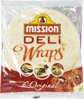 Wraps Deli Mission