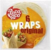 Wraps Poco Loco