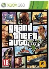Xbox hra Grand Theft Auto V