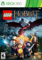 Xbox hra Lego the Hobbit X360