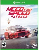 XBox hra Need for Speed Payback