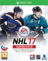 Xbox hra XONE NHL 17