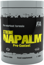 Stimulant Xtreme Napalm Fitness Authority