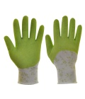 Zahradní latexové rukavice