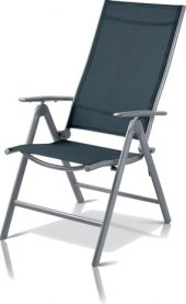 Zahradní polohovací židle Florabest