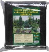 Zahradní textilie proti plevelům