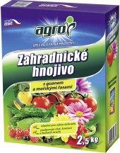 Zahradnické hnojivo Agro
