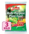 Zahradnické hnojivo Grandiol