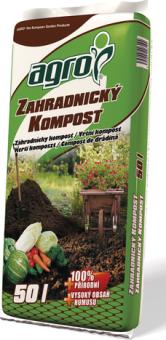 Zahradnický kompost Agro