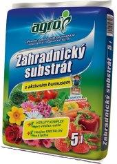 Zahradnický substrát Agro