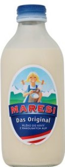 Mléko kondenzované do kávy Maresi
