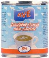 Mléko zahuštěné slazené AVE