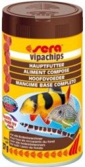 Krmivo pro ryby základní Vipachips Sera