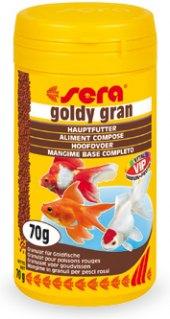 Krmivo pro studenovodní ryby základní Goldy Gran Sera
