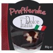 Dezert Profiteroles Dolce Italia