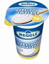 Smetana zakysaná Meggle 10%