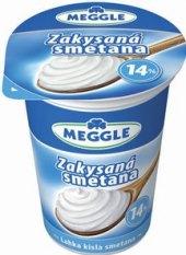 Smetana zakysaná Meggle