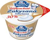 Zakysaná smetana Šéfkuchař Kunín 30%
